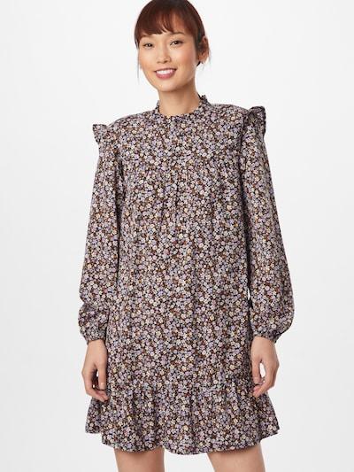 Rochie 'FRILL' NEW LOOK pe bej / liliac / portocaliu / negru, Vizualizare model