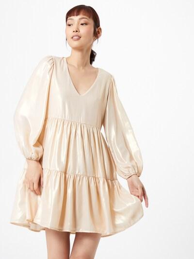 Skirt & Stiletto Koktejlové šaty 'Freya' - zlatá, Model/ka