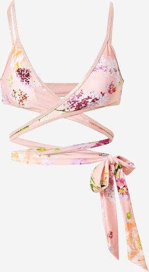 River Island Bikinový top - béžová / svetlozelená / pastelovo fialová / ružová / červená, Produkt