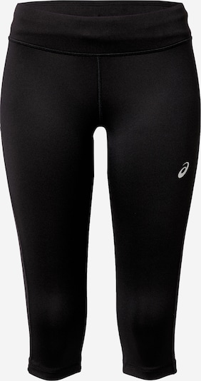 ASICS Sporthose 'Silver' in grau / schwarz, Produktansicht