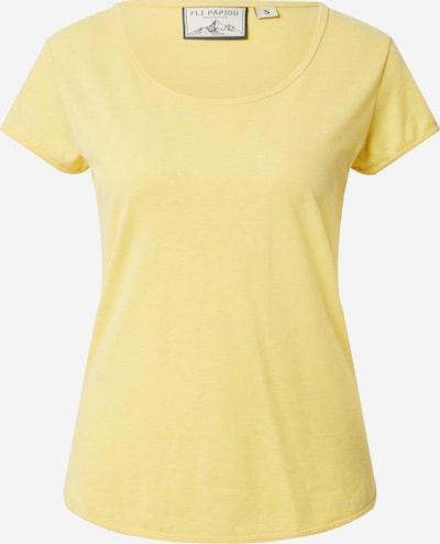 Tricou 'Habiba Bella' Fli Papigu pe galben amestecat, Vizualizare produs