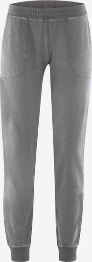 HempAge Hose ' Yoga Joggingpants ' in grau, Produktansicht