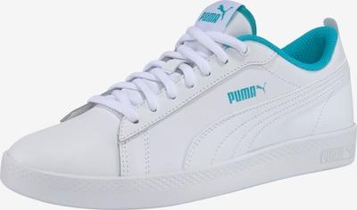 PUMA Sneaker in neonblau / weiß, Produktansicht