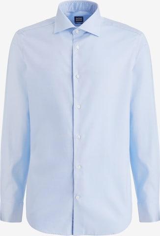 Boggi Milano Hemd in Blau