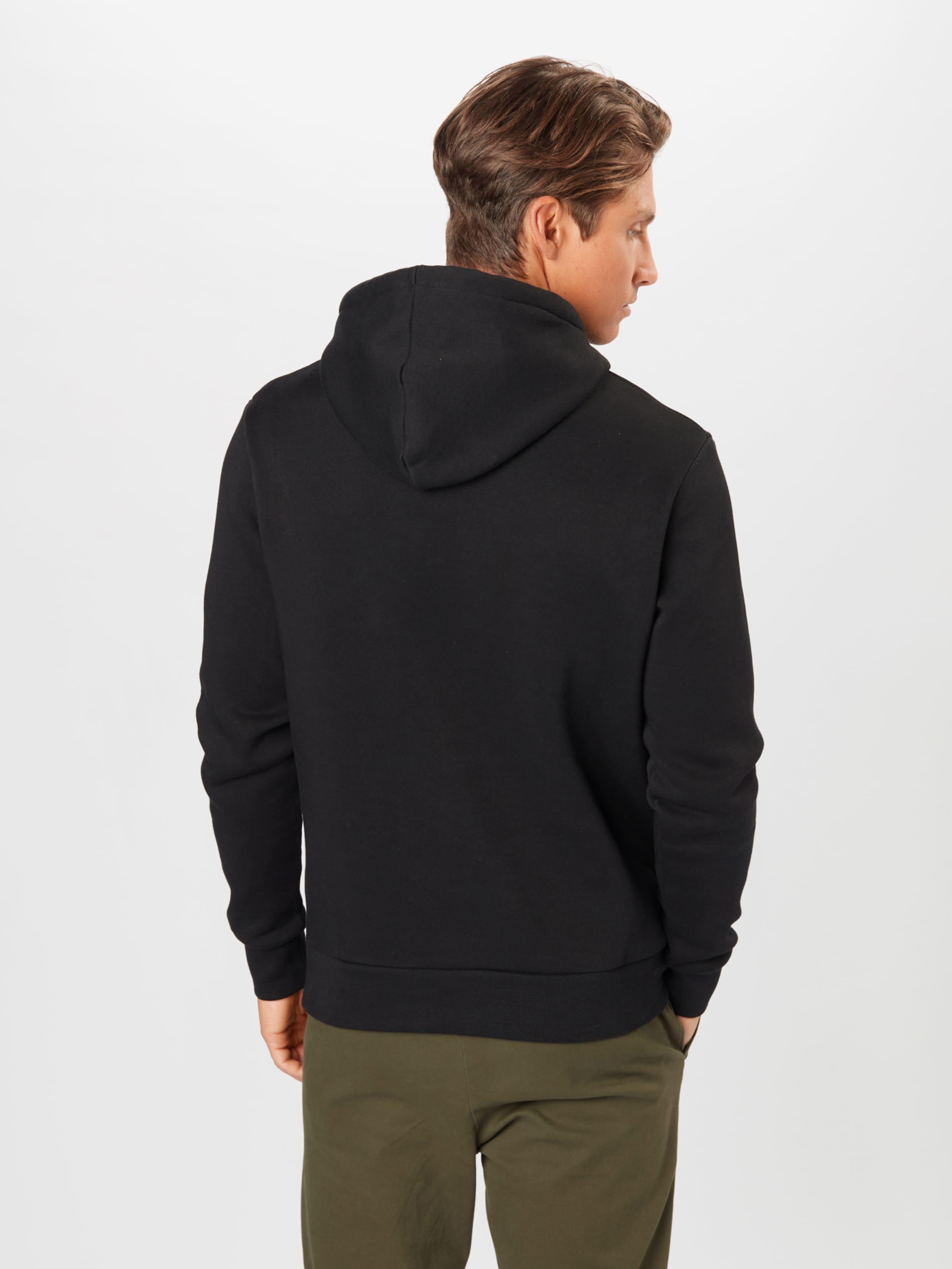 JACK & JONES Sweatshirt 'Jumbo' i blandade färger / svart