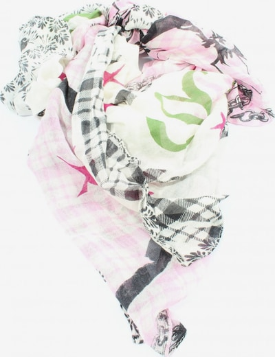 Passigatti Scarf & Wrap in One size in Pink / Black / White, Item view
