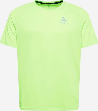 Sportiniai marškinėliai 'Essential' iš ODLO , spalva - šviesiai žalia, Prekių apžvalga