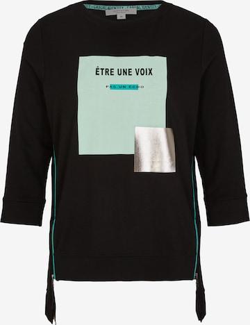comma casual identity Shirt in Black