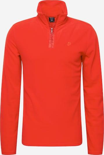 PROTEST Sport sweatshirt 'Perfecto' i orangeröd, Produktvy