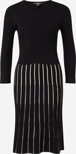 Esprit Collection Robes en maille 'Ecovero' en noir / blanc, Vue avec produit