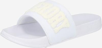 Superdry Zapatos para playa y agua en blanco / blanco lana, Vista del producto