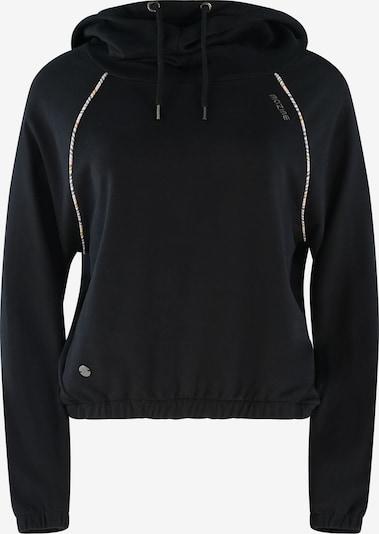 mazine Hoody ' Mesa ' in schwarz, Produktansicht