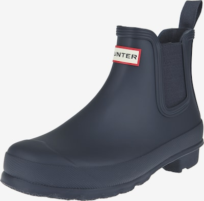 HUNTER Gummistiefel in navy, Produktansicht