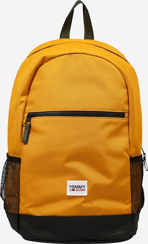 Tommy Jeans Backpack in Yellow
