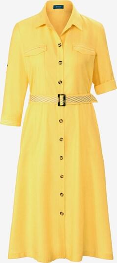 Basler Safari-Kleid in gelb, Produktansicht