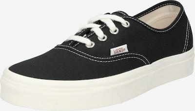 VANS Zemie brīvā laika apavi 'Authentic', krāsa - melns, Preces skats