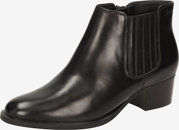 SIOUX Booties in Black