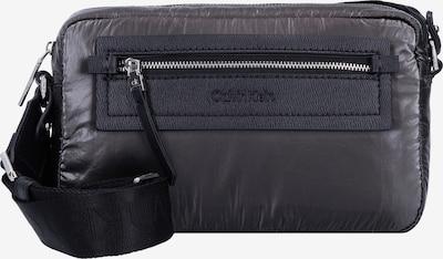 Calvin Klein Crossbody Bag in Black / Silver, Item view