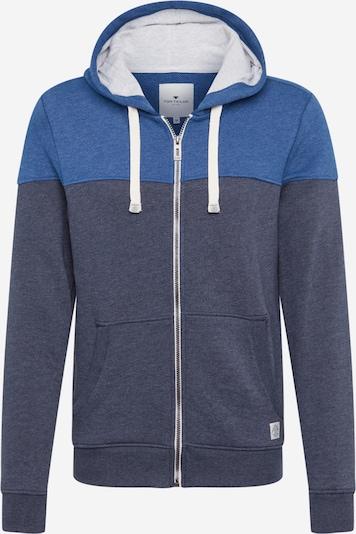 kék / sötétkék TOM TAILOR Tréning póló, Termék nézet