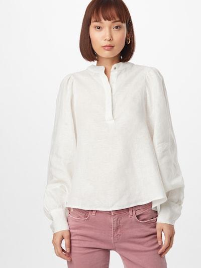 KAN Bluza 'PEARL' u bijela, Prikaz modela