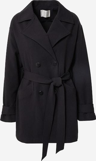Guido Maria Kretschmer Collection Between-Seasons Coat 'Kelsey' in Black, Item view