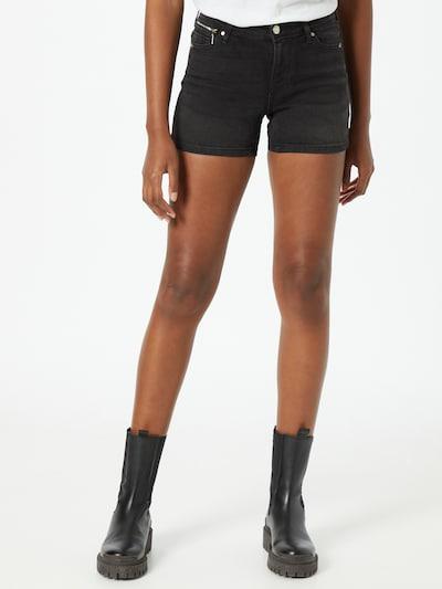 ONLY Jeans 'ISA' in black denim, Modelansicht