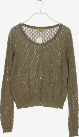 PUR Sweater & Cardigan in S in Brown