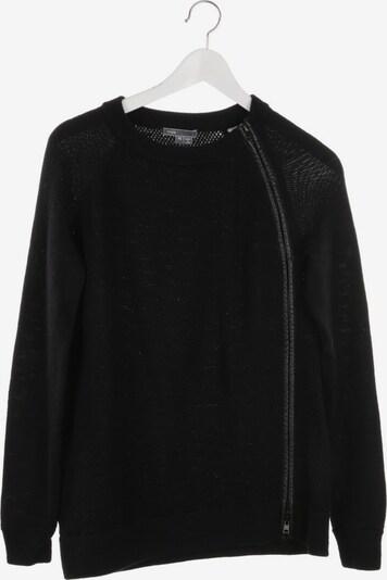 Vince Pullover / Strickjacke in XS in schwarz, Produktansicht