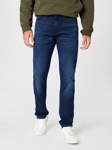 BOSS Jeans 'Delaware3-1' in Blue
