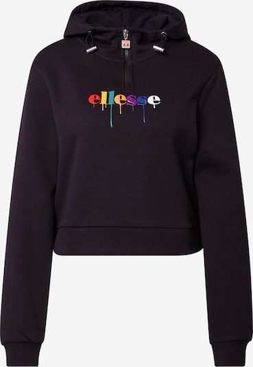 ELLESSE Sweatshirt 'Toma' in Mixed colours / Black, Item view