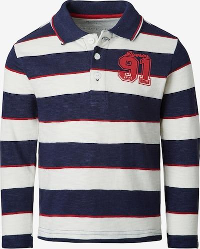 Noppies Shirt 'Dalton' in blau / rot / weiß, Produktansicht
