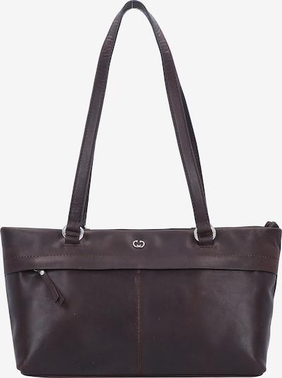 GERRY WEBER Tasche in dunkelbraun, Produktansicht