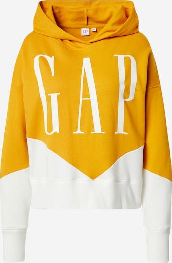 GAP Mikina 'SPLICE' - zlatě žlutá / bílá, Produkt