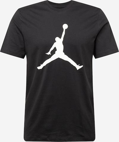 Tricou Jordan pe negru / alb, Vizualizare produs
