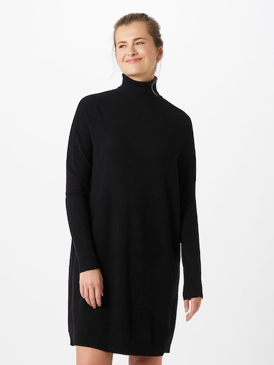VILA Kleid 'Noos' in schwarz, Modelansicht