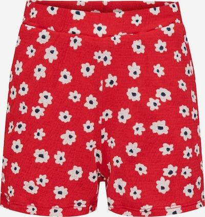 Pantaloni KIDS ONLY pe roșu / negru / alb, Vizualizare produs