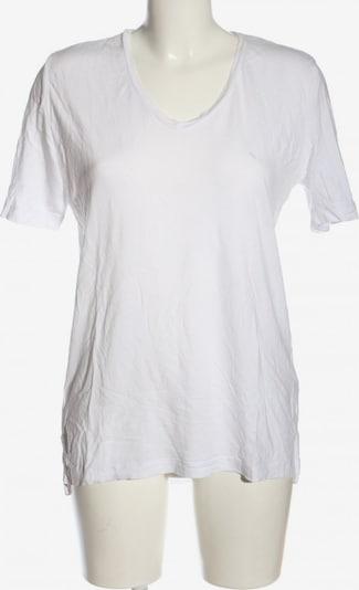 SELECTED FEMME V-Ausschnitt-Shirt in S in weiß, Produktansicht