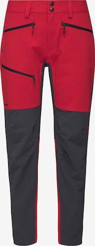 Haglöfs Outdoorhose 'Rugged Flex' in Rot