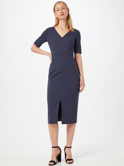 HUGO Kleid 'Kelisea' in dunkelblau, Modelansicht