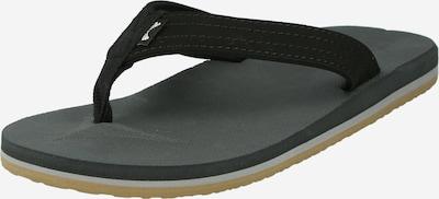 BILLABONG Чехли за плаж/баня 'ALL DAY' в черно, Преглед на продукта