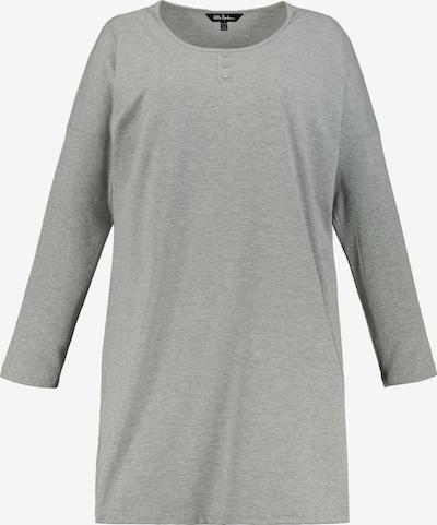 Ulla Popken Koszula nocna w kolorze szarym, Podgląd produktu