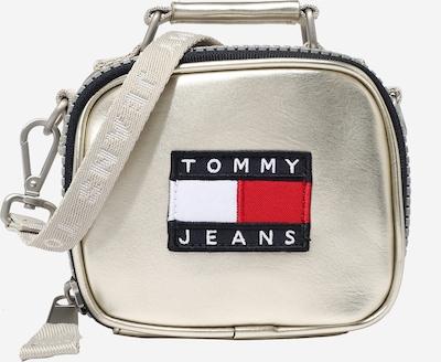 Tommy Jeans Torba preko ramena u mornarsko plava / crvena / srebro, Pregled proizvoda