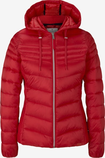 TOM TAILOR Jacke in rot, Produktansicht