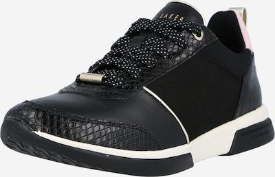 Sneaker low 'Ceyaa' Ted Baker pe negru / alb, Vizualizare produs