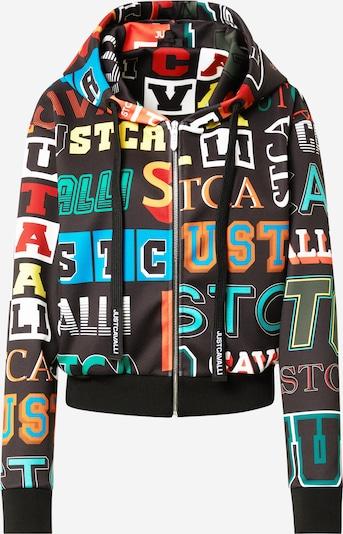 Just Cavalli Veste de survêtement en mélange de couleurs / noir, Vue avec produit