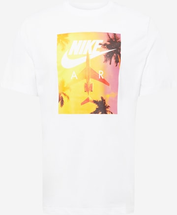 Maglietta di Nike Sportswear in bianco