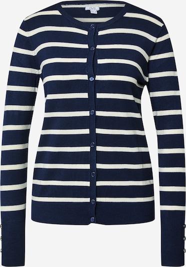 OVS Gebreid vest in de kleur Navy / Wit, Productweergave