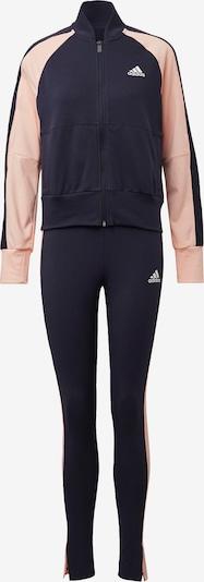 ADIDAS PERFORMANCE Trainingsanzug in blau / rosa, Produktansicht