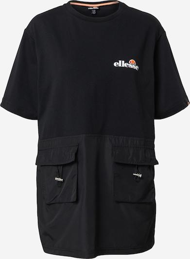 ELLESSE Shirt 'Ardrea' in de kleur Zwart, Productweergave