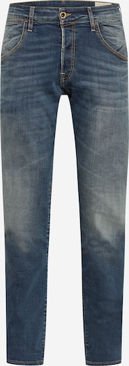 JACK & JONES Jeans 'Mike' in dunkelblau, Produktansicht